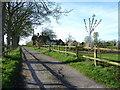 SJ7981 : Sunny Bank Farm, Mobberley by Anthony O'Neil