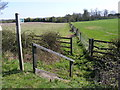 TM2852 : Restricted Byway to Byng Hall Road by Adrian Cable