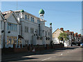 TQ2572 : Southfields Mosque by Stephen Craven