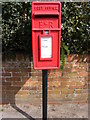 TM3555 : Post Office Woodbridge Road Postbox by Adrian Cable