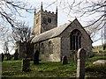 SX1291 : St Juliot Church by Tony Atkin