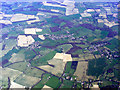 SP9002 : Ballinger Common from the air by Thomas Nugent