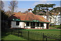 TQ8110 : Alexandra and Clive Vale Bowls Club by N Chadwick