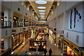 NT2677 : Inside Ocean Terminal Shopping Centre. by Nigel Chadwick