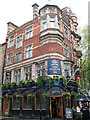 TQ3081 : The Bloomsbury pub by Stephen Craven