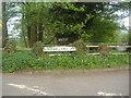 SU9799 : Corner of Blackwell Hall Lane by David Howard
