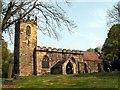 SK3499 : St Peter's Church by John Fielding