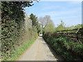 SE0747 : Moorside Lane by Chris Heaton