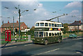 SK3234 : British Trolleybuses - Derby by Alan Murray-Rust