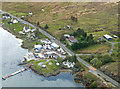 NG5927 : Skye Boat Centre by Richard Dorrell
