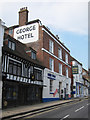 TQ7415 : The George Hotel & Simply Italian by Oast House Archive