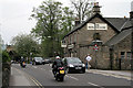SK2572 : The Rutland Arms, Baslow by David Lally