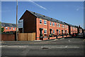 SK4833 : New houses on Clumber Street by David Lally