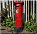J3477 : Pillar box, Belfast by Albert Bridge