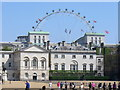 TQ3080 : Horse Guards Parade Skyline by Colin Smith