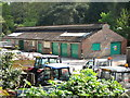 TQ8010 : Alexandra Park depot by Oast House Archive