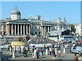 TQ3080 : Trafalgar Square by Colin Smith