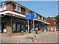 TQ3437 : Shops on Station Road by Stephen Craven