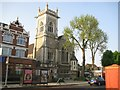 TQ4486 : Ilford: Roman Catholic Church of St Peter and St Paul by Nigel Cox