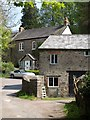 SX6862 : Cottages at Didworthy by Derek Harper