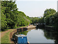 TQ1578 : Osterley Lock by Stephen Craven