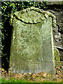 NS2776 : Inverkip Street graveyard by Thomas Nugent