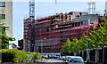 "J3374 : The ""MAC"" site, Belfast (23) by Albert Bridge"