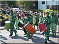 TQ8209 : Jack in the Green procession by Oast House Archive