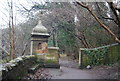 NT2373 : Gateway, Water of Leith Walkway by Nigel Chadwick