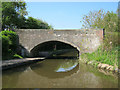 SJ8840 : Limekiln Bridge 105 by Mike Todd