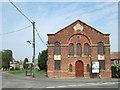 TF3706 : Primitive Methodists Chapel in Murrow near Wisbech by Richard Humphrey