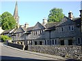 SK2168 : Bakewell Almshouses by John M