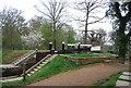 TQ0431 : Brewhurst Lock by N Chadwick