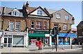 TQ3569 : Post Office, Elmers End Rd by Nigel Chadwick