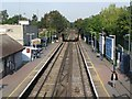 TQ4075 : Kidbrooke station by Mike Quinn