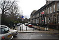 NT2474 : Dean Terrace, Stockbridge by Nigel Chadwick