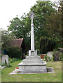 TQ2276 : St Mary, Church Road, Barnes - Memorial by John Salmon