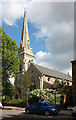 TQ3085 : St Luke, Hillmarton Road, West Holloway by John Salmon