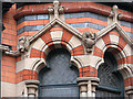 SK5740 : Watson Fothergill's Offices, George Street: turret detail by John Sutton