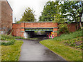 SJ8996 : Abbey Hey Lane Bridge by David Dixon