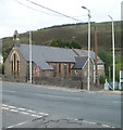 SS9798 : All Saints, Maerdy by John Grayson