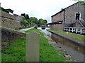 SJ9688 : Macclesfield Canal at Marple Junction by Graham Hogg