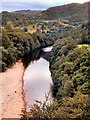 NN9160 : River Garry by David Dixon