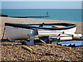TV4898 : Ivy B on Seaford beach by Oast House Archive