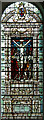 TQ2480 : St Peter, Kensington Park Road, Notting Hill - Stained glass window by John Salmon