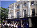 TQ3877 : Nauticalia, &quot;The First Shop in the World&quot; , Greenwich by PAUL FARMER