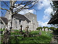 TQ1810 : St Nicholas' Church, Bramber Castle by Ian Cunliffe