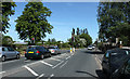 ST6276 : 2011 : B4058 traffic lights on Frenchay Park Road by Maurice Pullin
