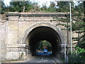 TQ4270 : Railway bridge over Yester Road, BR7 (2) by Mike Quinn