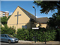 TQ3478 : Manor Methodist Church, Bermondsey - rear by Stephen Craven